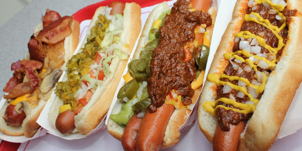 Get The Best Hot Dog In The Nation