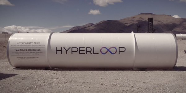 Hyperloop testing became success in Las Vegas